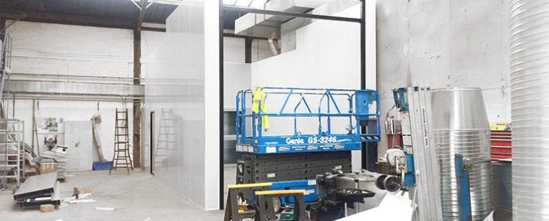 Benefits Of Spray Booth Services