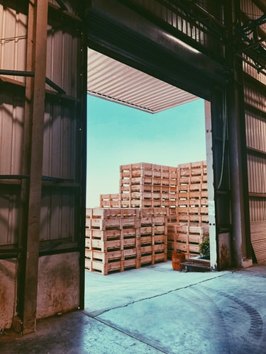 warehousing brisbane